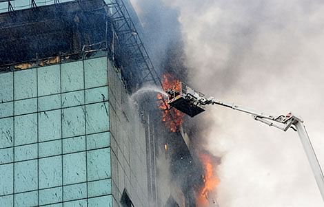 Lotus bldg will lose OC till fire equipment is replaced