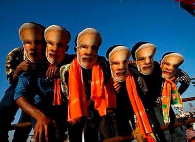 Shining Gujarat model claims go down drain