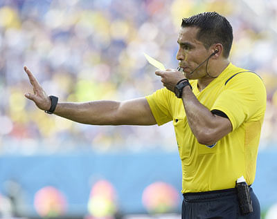 Referee of Suarez fame gets call for semi-final
