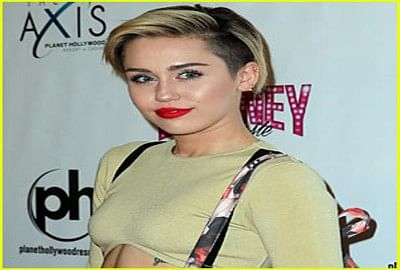 Miley Cyrus launches lipstick range to 'end AIDS'