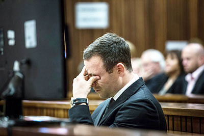 Pistorius' three-year house arrest recommendation leaves prosecution livid