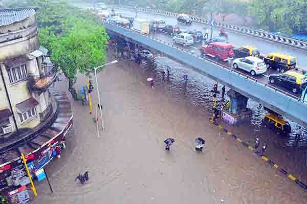Ujjain: City records 82 mm rain; many  areas witness water logging