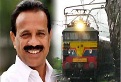 Railways-linked stocks rise