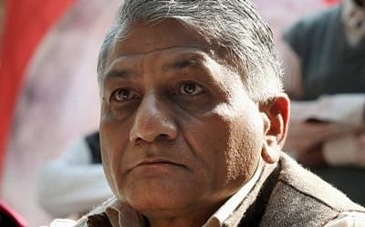 China needs to come to table on border dispute: V K Singh