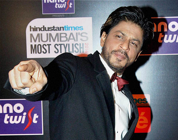 I want to buy a plane, but don't have money: SRK