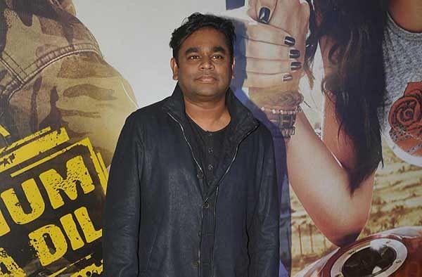 Rahman turns filmproducer
