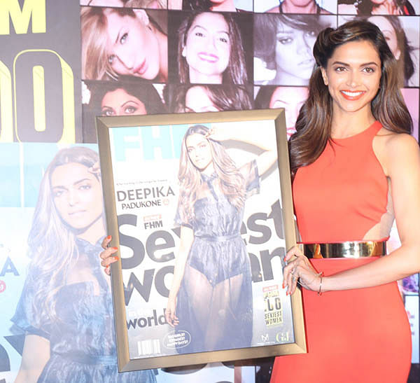 Deepika voted sexiest woman in the world