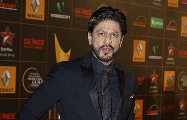 SRK wishes SINGHAM RETURNS team