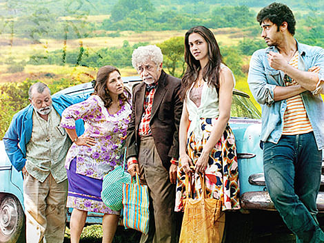 'NOTTING HILL' EDITOR TO EDIT 'FINDING FANNY'!