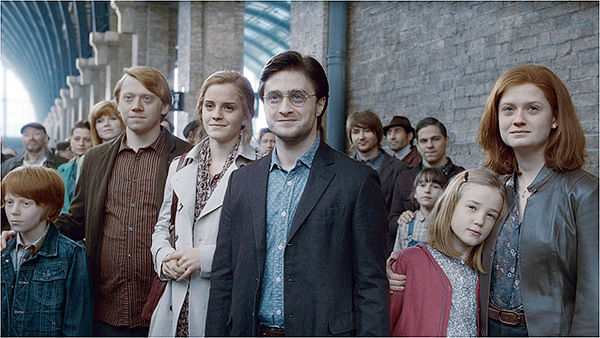 JK Rowling pens new  'Harry Potter' short tale