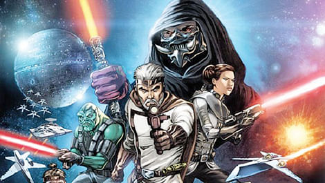 Marvel to release three  new 'Star Wars' comics