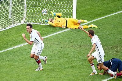 Germans get Mats right
