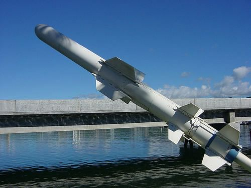 US approves sale of anti-ship Harpoon missile deal with India