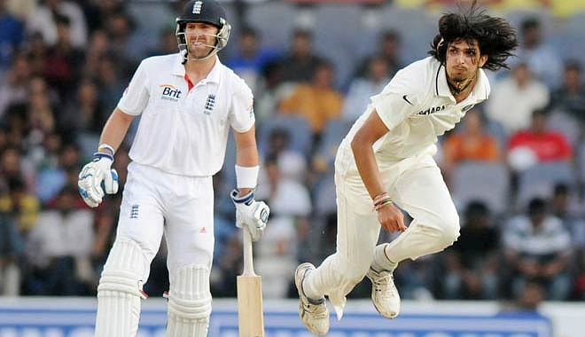 Dhoni instructed me to bowl bouncers: Ishant