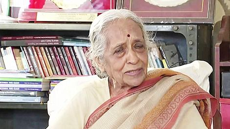 Doyen of cancer care Dr V Shanta passes away at 93 in Chennai