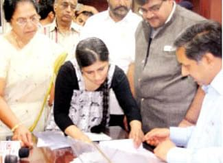 VC's support sought for admission of Pak girl