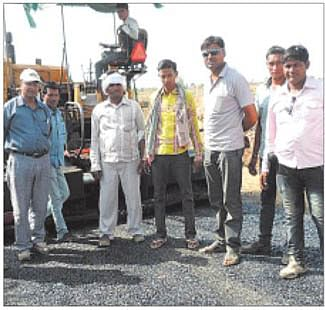 Plastic wastes to be used in road construction for better quality