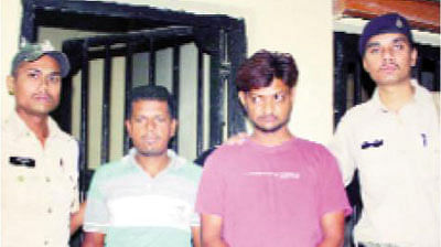 Fraudulent withdrawal of Rs 15 lakh Police nab two school dropouts for hi-tech swindling