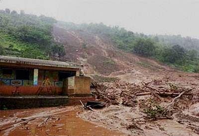 Malin Village landslide death toll rises to 151