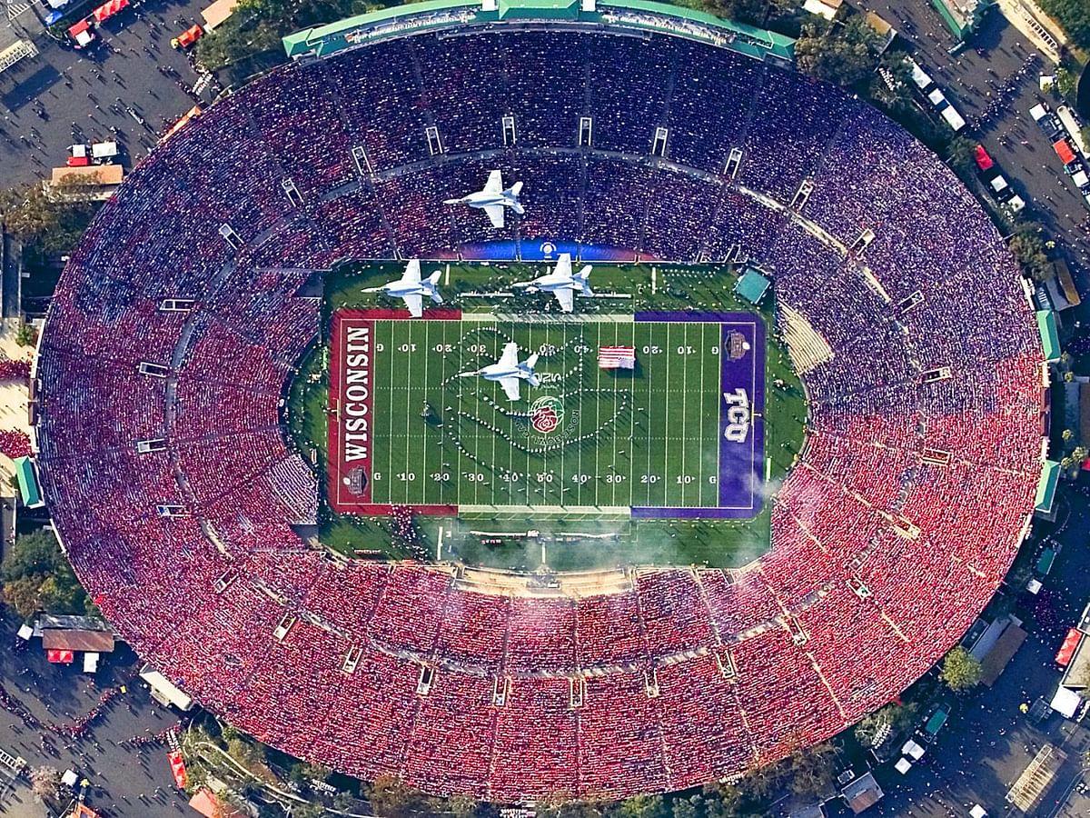 Rose Bowl groundsman promises sporting track