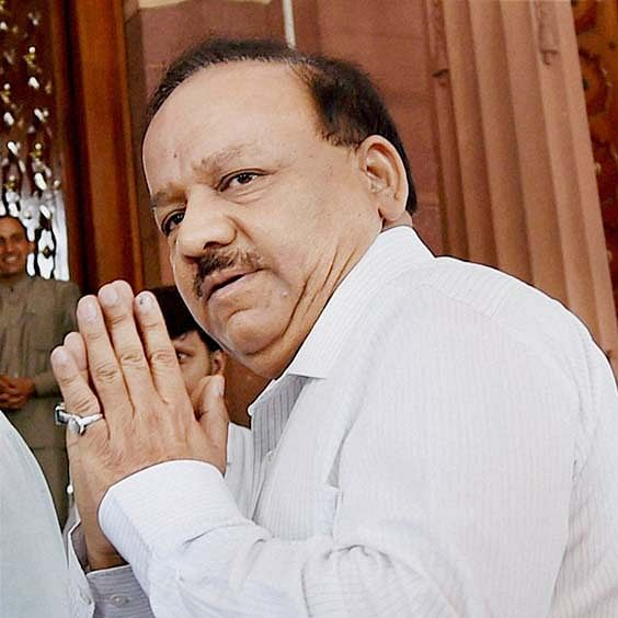 NMC Bill has got President's nod: Harsh Vardhan