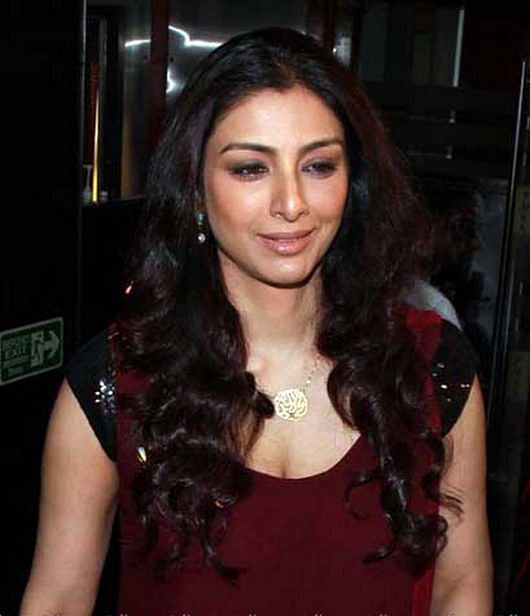 Vishal gives me creative freedom: Tabu