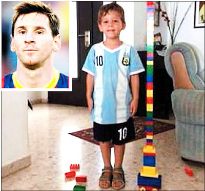 Messi 'ragged' on Facebook over fan's death!