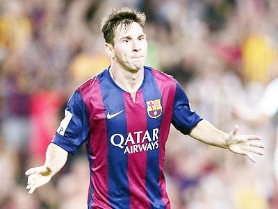 Lionel Messi's father says Barcelona star had nothing to do with tax fraud