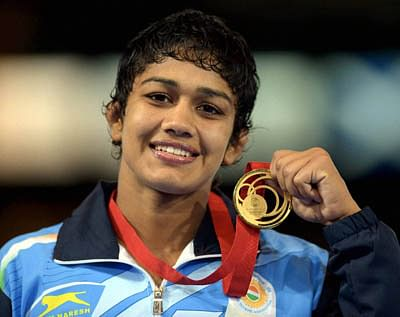 Wrestler Babita Kumari Phogat to get married