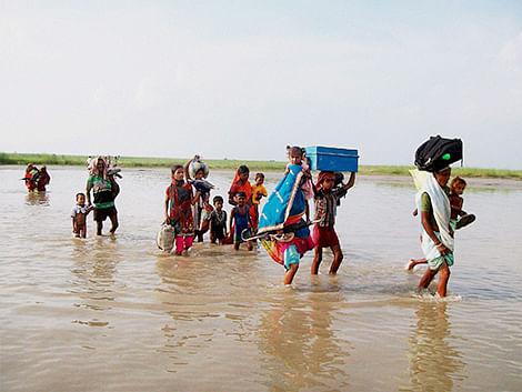 38 deaths in Meghalaya floods