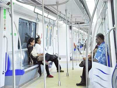 Metro: Safe from fire but not from BMC fogging