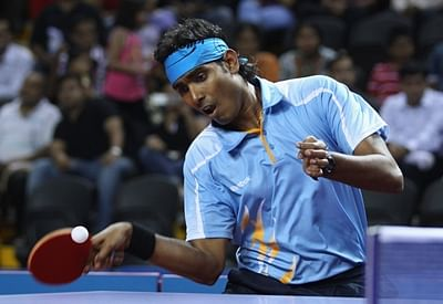 Paddlers Sharath Kamal-Ghosh to vie for men's doubles gold