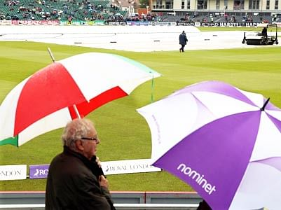 Ind-Eng ODI series opener abandoned due to rain