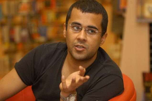 Chetan Bhagat next book slated for October release