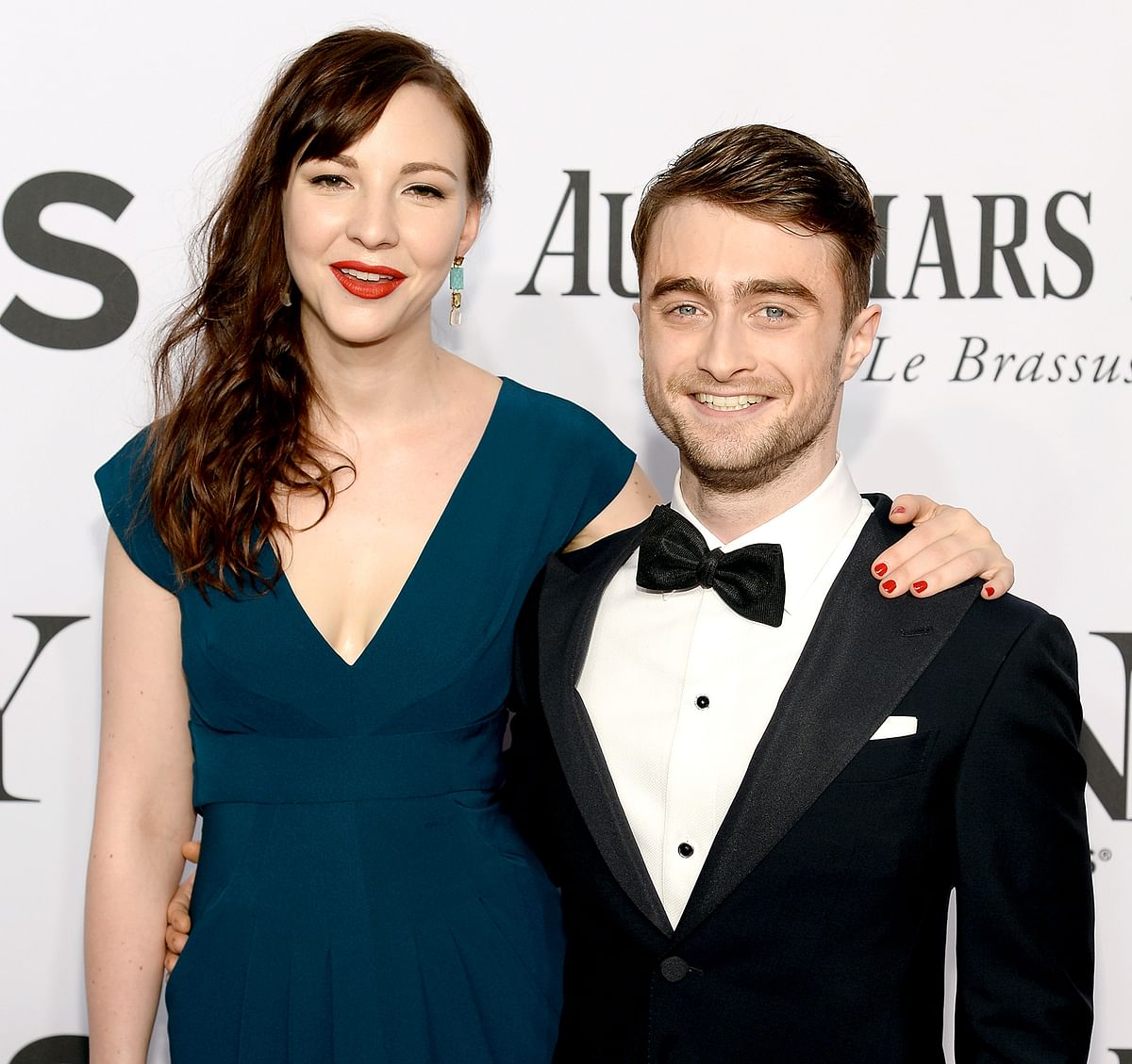 Daniel Radcliffe's best friend is his girlfriend