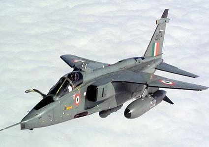 IAF's Jaguar plane crashes near Bhuj, pilot ejects safely