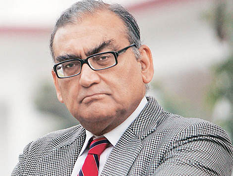 Sanskrit, language of free-thinkers: Katju