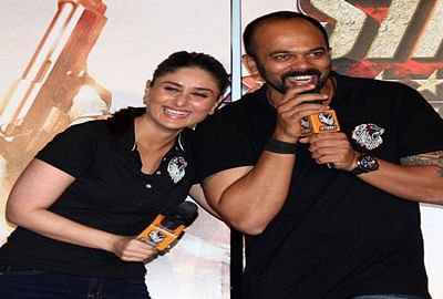 Kareena Kapoor, Rohit Shetty