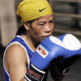 'The first task is to qualify for Olympics': Mary Kom has her priorities straight