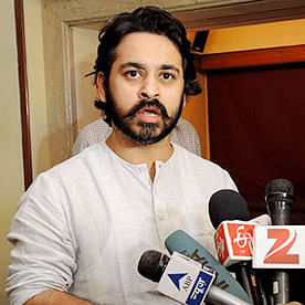 Nilesh Rane accuses Rajdeep Sardesai of 'editing his interview'