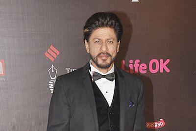 I am a director's actor: SRK