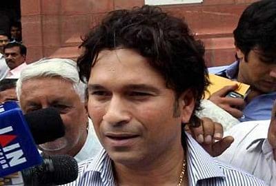 Sachin Tendulkar -