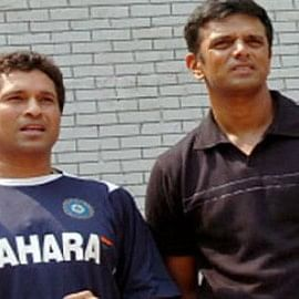 Sachin Tendulkar or Rahul Dravid? Twitterati engage in debate over India's greatest Test batsman
