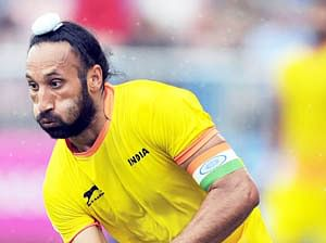 Sardar suspended for semis after second offence