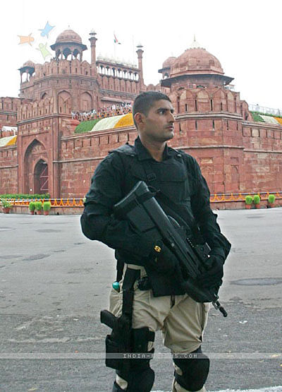 Over 30,000 security personnel to guard Capital today