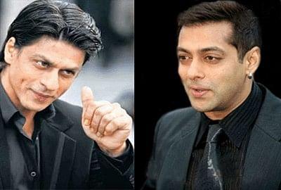 Shahrukh Khan, Salman Khan