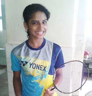 Double crown for Simran