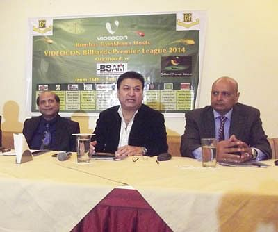 And now, India gets a Billiards Premier League