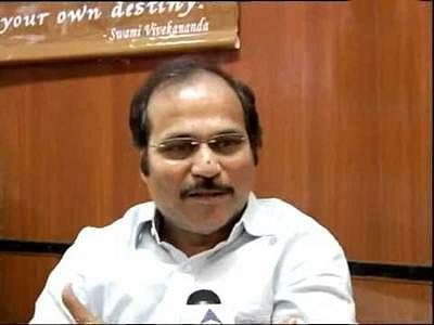 Desertion in Congress due to Lok Sabha poll results: Adhir