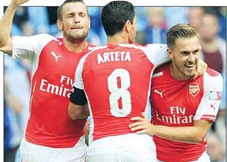 Arsenal have the X-factor: Arteta